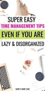 time management tips to become productive